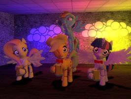 The Last party by MrTermi988