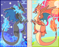 Ode to Charizard by I3ORA