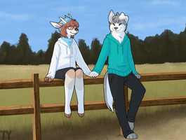 Comm- Scenic Route by Tinnypants