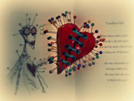 Voodoo Girl's Heart by madgirlsrock723