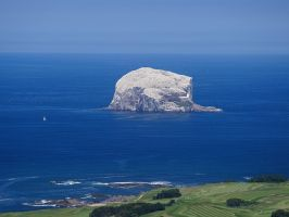 The Bass Rock by WestLothian