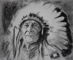 Elder Chief by Eddyfying