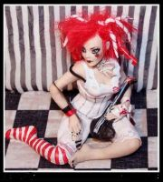 Emilie Autumn Doll by Enchanted-Atelier