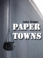 Paper Towns - My Cover by TennisBall0