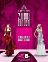 Antares Fashion Days Poster by caginoz