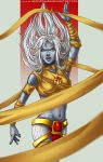 Obscure Fandoms: Nefertina from Mummies Alive by Acaciathorn