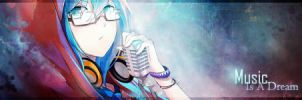 hatsune song by Electre-gfx