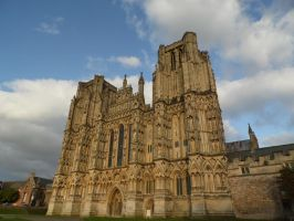 Wells Cathedral by MrSparkles10