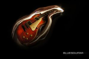 Les Paul Legacy by perigunawan