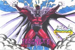 Magneto by stanmx
