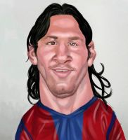 Lionel Messi by fake173