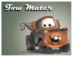 Tow Mater by reiva00