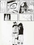 Naruto Vs Sasuke by 1wingedchild