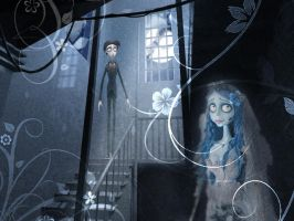 Corpse Bride by myaeonfluxproject