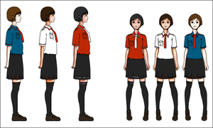 Uniformitos by raiderswing