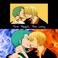 Two Years, Too Long by Seven-Bridges