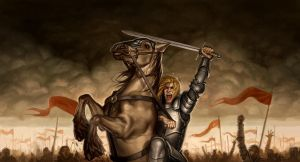 Jaime Lannister by capprotti