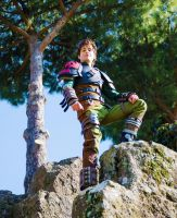 Hiccup Cosplay - HTTYD2 - The Chief of Berk! by AlexanDrake89