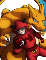 Team Magma's back - Color by Cargo-Hat