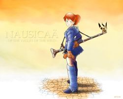 Nausicaa by stmayhem93