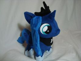 Princess Luna filly plush by PlanetPlush