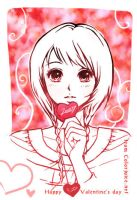 happy valentine's day 2007 by paeng