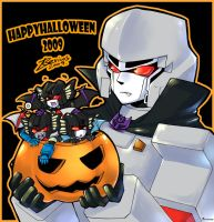 TF : HappyHalloween 09 by Beriuos