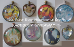 Pokemon: Trading Card Pendant GIVEAWAY by heatbish