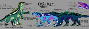 Oblaken Species Info by sugar-hype99