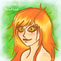 District 5: 'Foxface' by IceColdFireyAngel