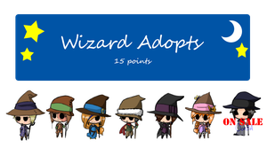 Wizard adopts (repost) CLOSED by outoftheblueadopts