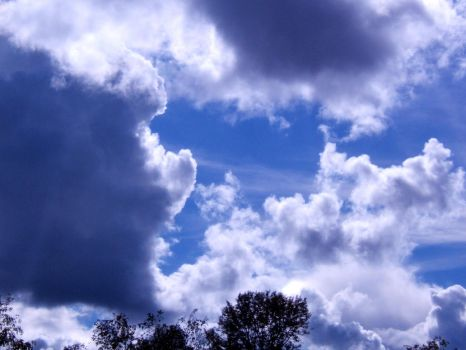 Clouds 38 by WolfPrincess-Stock