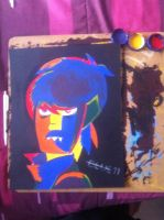 -Rainbow Murdoc- by Blue-Cobalto