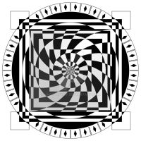 Radial Squared10 by knottyprof