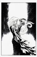 Lady Death ala Shakespeare by KenHunt