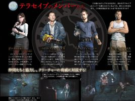 RE: Revelations 2 - Raid Mode New Characters by TheARKSGuardian