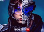 Mass Effect 3 by ShashinKaihi