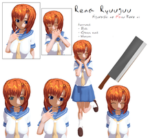 -download- 3DCG Rena by Drachryn