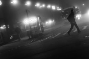 Foggy Night by bloknayrb