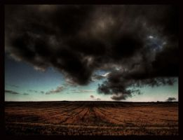 And the skies did thunder by Waeffe