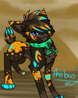 Anobus adoptable by GriffinBlood