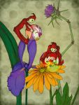 flower fairies by chiaraphobia