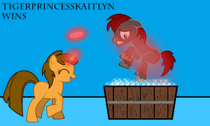 TigerPrincessKaitlyn vs DoomKeiser - Tiger wins by Imp344