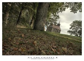 at the chapel II by ohyouhandsomeDevil