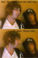 JALEX by liarsandmonsters