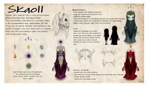 Skaoll Reference Sheet by N1mh