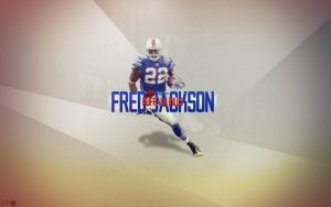 115. Fred Jackson by J1897
