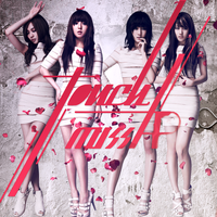 CD COVER.~ miss A_Touch by Solita-San