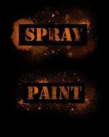 Spray Paint by FiroTechnics