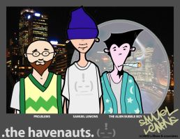 havenauts poster by lemons